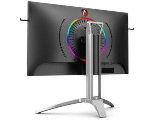 Image 2 : AOC AGON AG273QX : écran gaming WQHD 165 Hz sur une dalle VA 27 pouces HDR