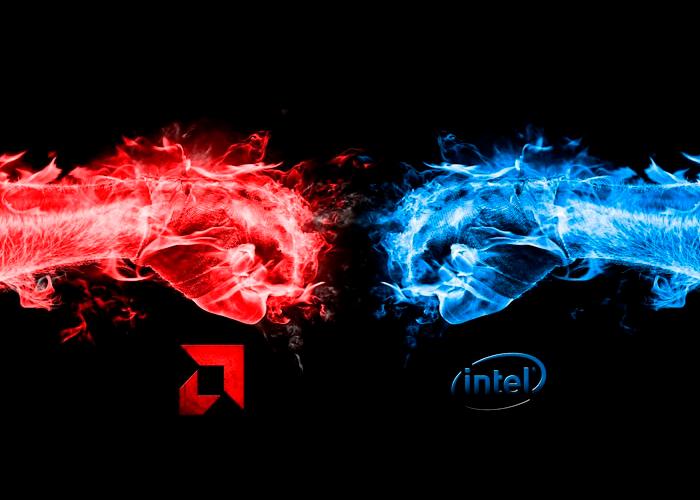 Image 2 : Sur le marché des PC OEM, AMD dépasse Intel pour la première fois en Corée !