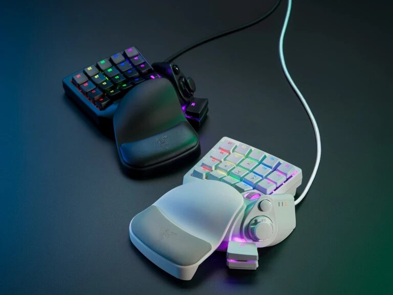 Image 1 : Razer Tartarus Pro : un keypad avec switch optique, vendu à 'prix Razer' !
