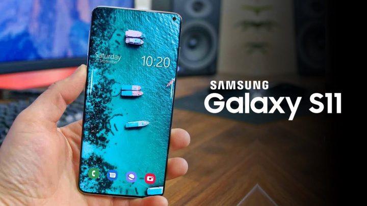 Image 1 : Un écran 120 Hz pour le Samsung Galaxy S11 ?