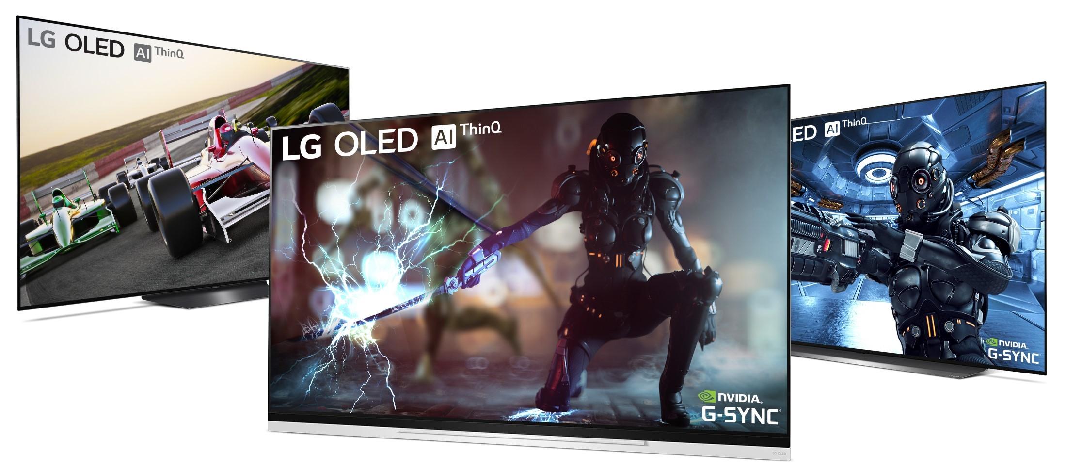 Image 1 : TV LG OLED : le firmware G-Sync Compatible arrive cette semaine