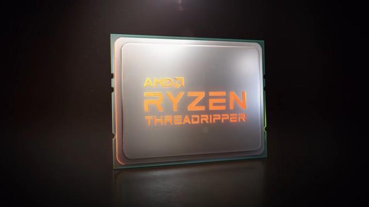 Image 2 : AMD : un processeur Threadripper 3990X à 64 cœurs en janvier 2020 ?