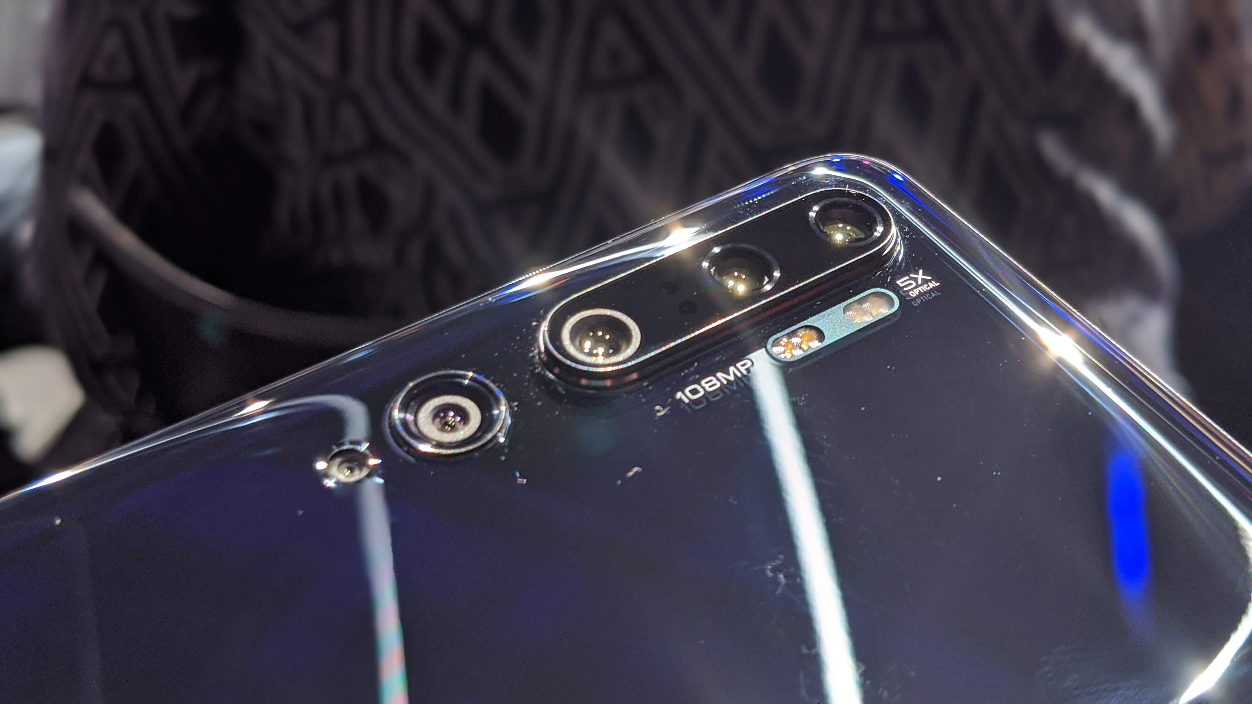 Image 1 : Test photo du smartphone Xiaomi Mi Note 10 contre le Google Pixel 4