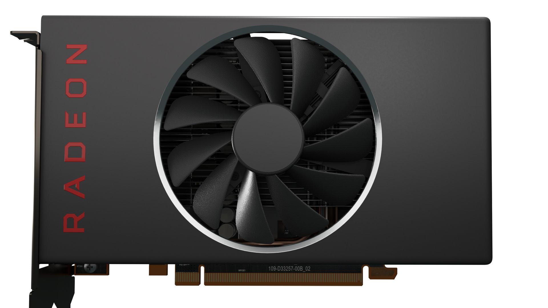 Image 1 : Les Radeon RX 5500 et 5500 XT n'arrivent qu'en décembre