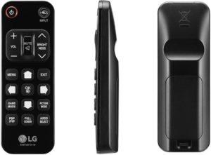 Image 2 : LG lance un nouvel écran UHD 42,5 pouces, avec une dalle IPS mais sans FreeSync