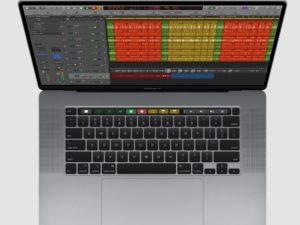 Image 1 : Apple lance ses MacBook Pro 16 pouces, armés de Core i9 et de Radeon 5300 et 5500