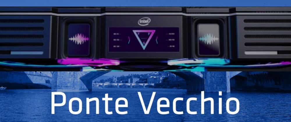 Image 1 : Intel donne un premier nom à son GPU Xe : Ponte Vecchio