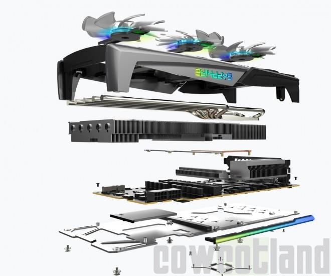 Image 2 : Sapphire : une RX 5700 XT Nitro+ Special Edition avec vitesse mémoire à 14,4 Gbit/s