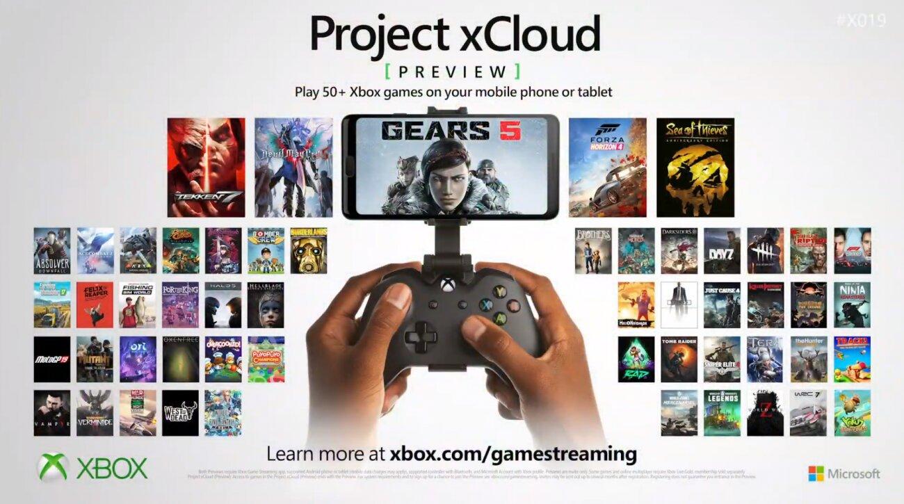Image 1 : Microsoft : Project xCloud débarquera sur PC en 2020 pour jouer en streaming