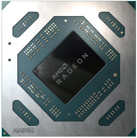 Image 1 : AMD dévoile la RX 5300M, une carte mobile avec 3 Go de mémoire GDDR6