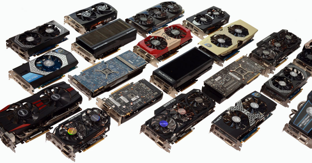 Image 2 : Le marché des GPU en forte hausse, surtout pour NVIDIA