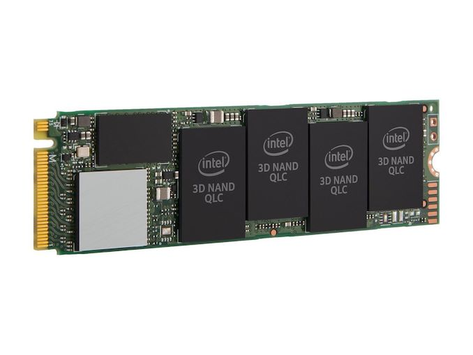 Image 1 : Le SSD 665p d'Intel arrive, avec de la mémoire flash NAND 3D QLC 96 couches