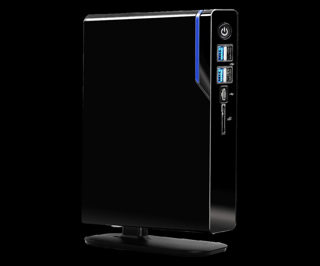 Image 1 : ASRock Mars : nouveau mini-PC en Core i5 de seulement 26 mm d'épaisseur !