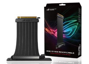 Image 2 : Asus dévoile une rallonge PCIe dans la gamme ROG Strix