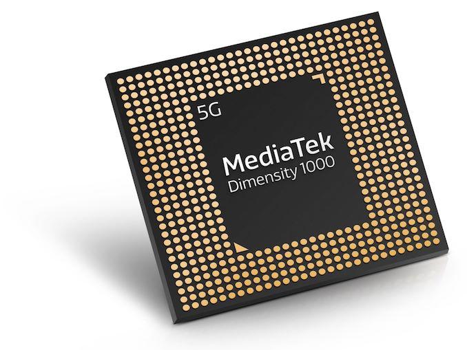 Image 1 : MediaTek lance le Dimensity 1000, un SoC haut de gamme avec modem 5G intégré