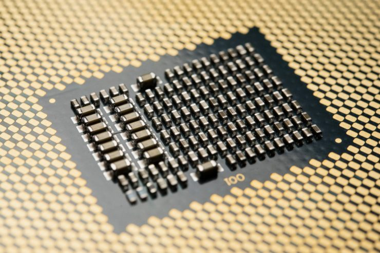 Image 1 : Pénurie de CPU : Intel appelle les usines de Samsung à la rescousse !