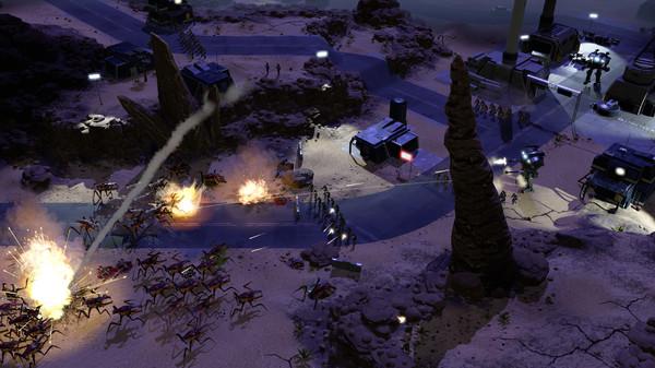Image 2 : Vidéo : Starship Troopers Terran Command, un nouveau STR dans l'univers Starship Troopers !