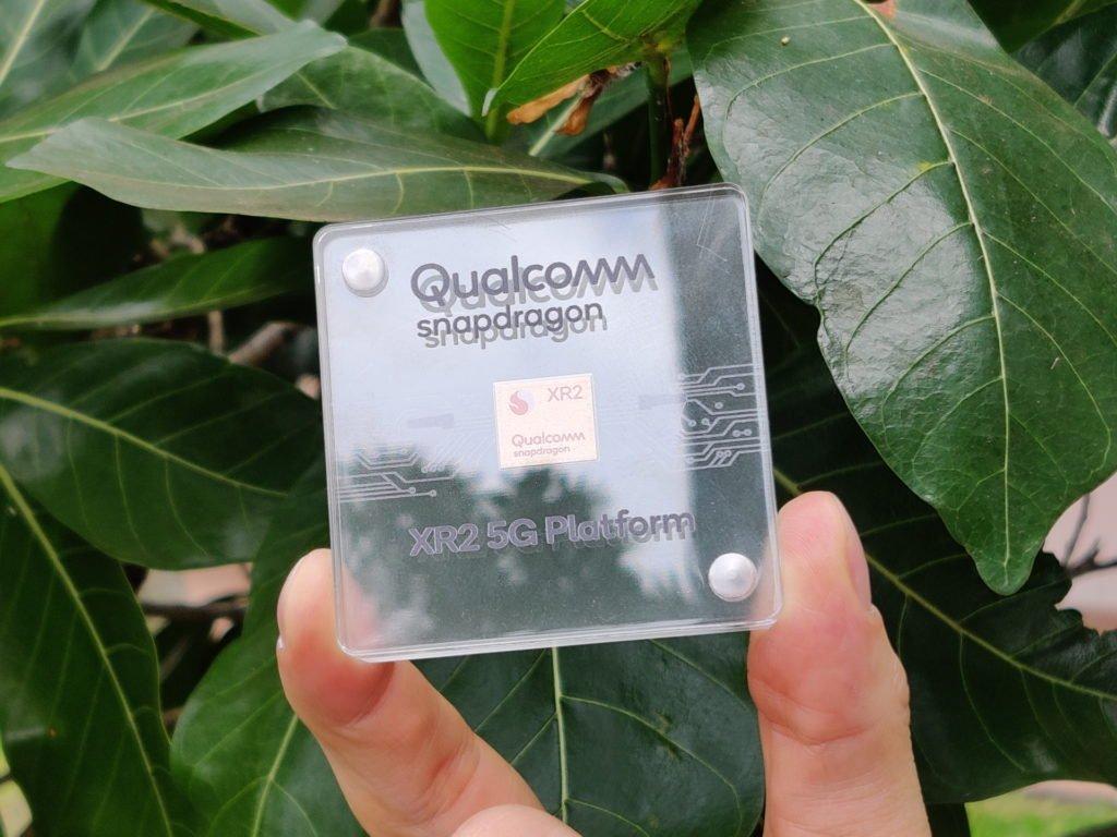 Image 1 : Qualcomm XR2 : la réalité virtuelle qui comprend l'environnement grâce à l'IA