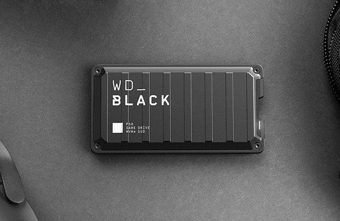 Image 1 : Un SSD externe en USB 3.2 Gen 2x2 chez Western Digital, à 2,5 Go/s !