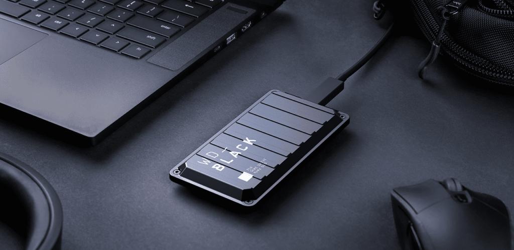 Image 2 : Un SSD externe en USB 3.2 Gen 2x2 chez Western Digital, à 2,5 Go/s !