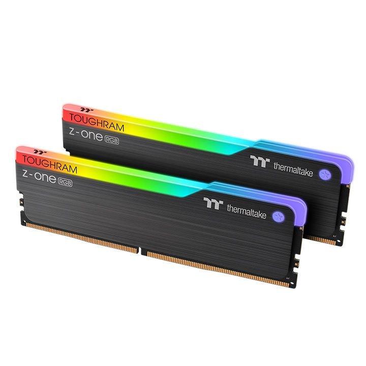 Image 1 : Thermaltake ajoute un kit 16 Go en DDR4-3200 CL16 à sa gamme Tougrham Z-ONE RGB