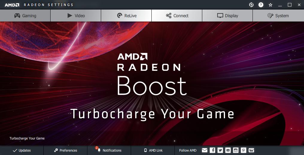 Image 1 : De l'integer scaling et un mystérieux 'Radeon Boost' pour les prochains pilotes AMD