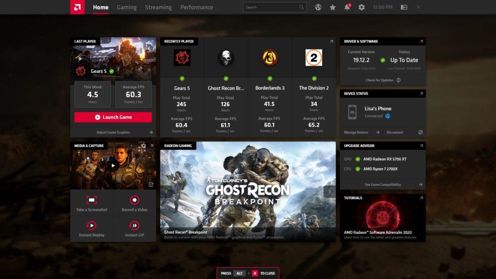 Image 3 : AMD : le 'Radeon Boost' améliore les performances de 23 % en moyenne !