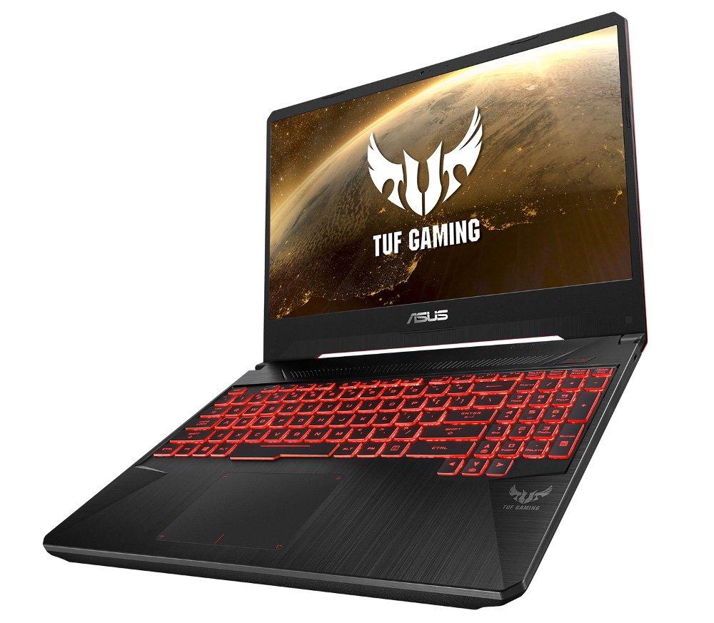 Image 1 : Asus TUF505DT-BQ164T : un PC portable gaming équilibré à 800 € doté d'un AMD Ryzen 5 3550H