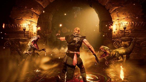 Image 2 : Vidéo : une démo de Gothic sous Unreal Engine 4 disponible sur Steam !