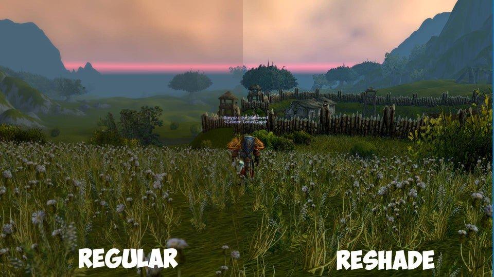 Image 1 : Reshade 4.5 améliore les performances sous DX12 et Vulkan