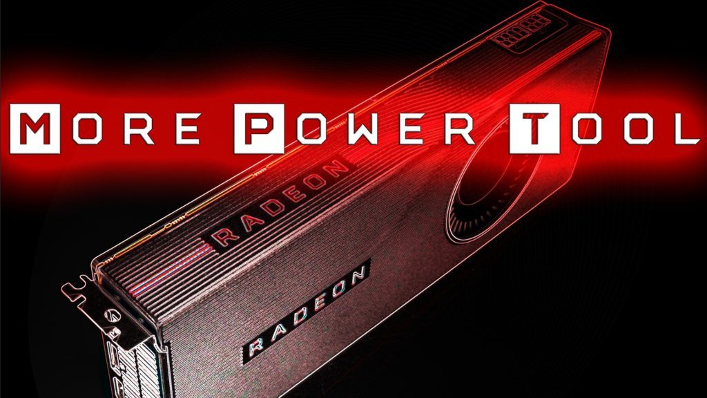 Image 1 : Overclockez votre Radeon RX 5500 XT grâce à MorePowerTool