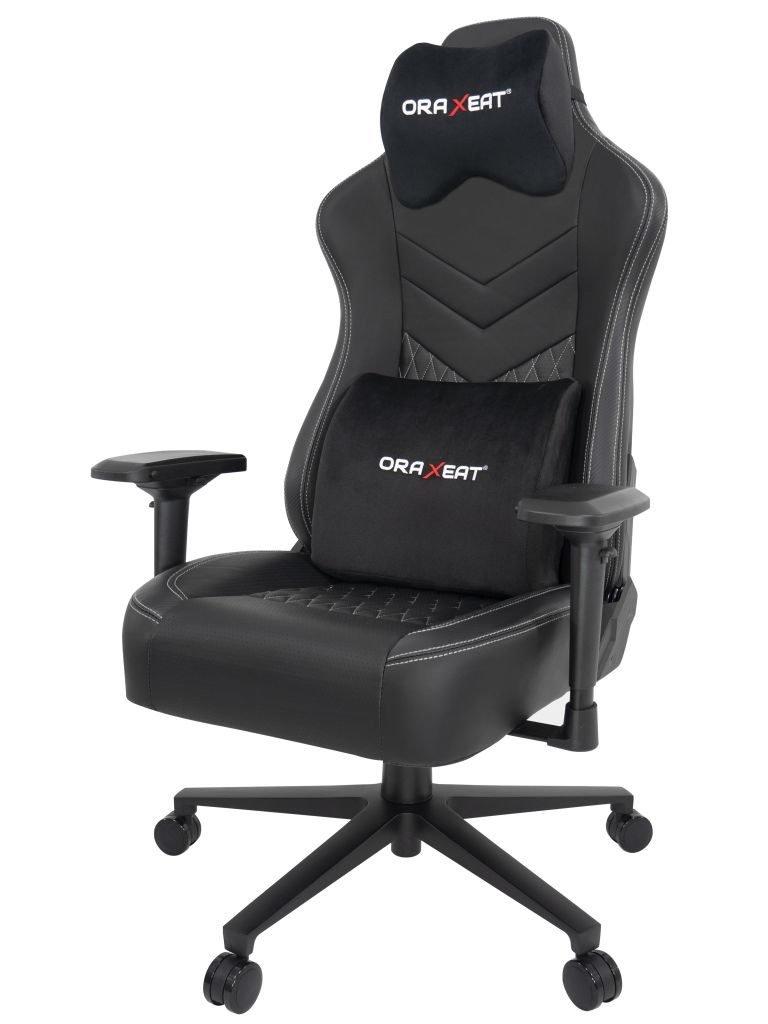 Image 1 : ORAXEAT MX850, un fauteuil gaming à 430 euros pour les longues sessions de jeu