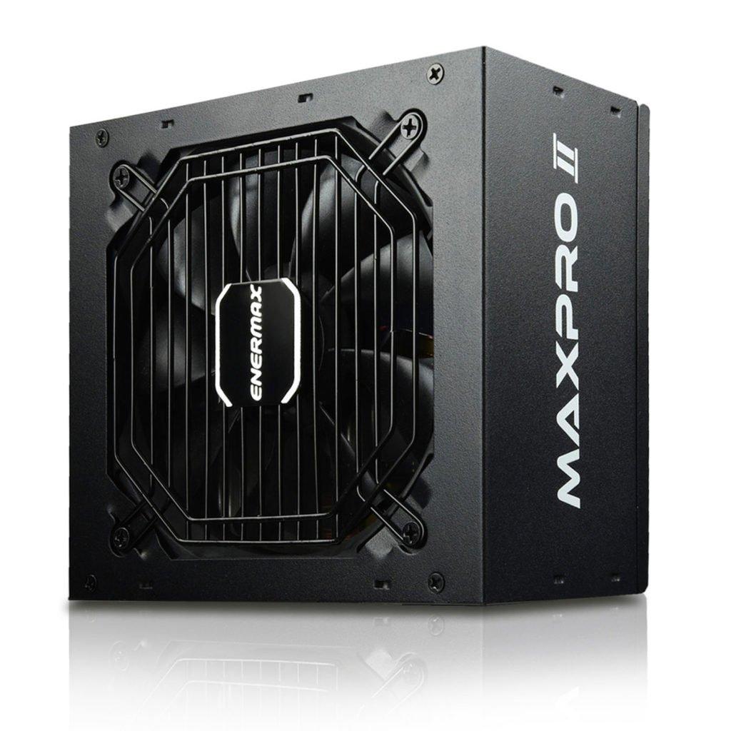 Image 1 : Enermax MAXPRO II, quatre blocs d'alimentation de milieu de gamme