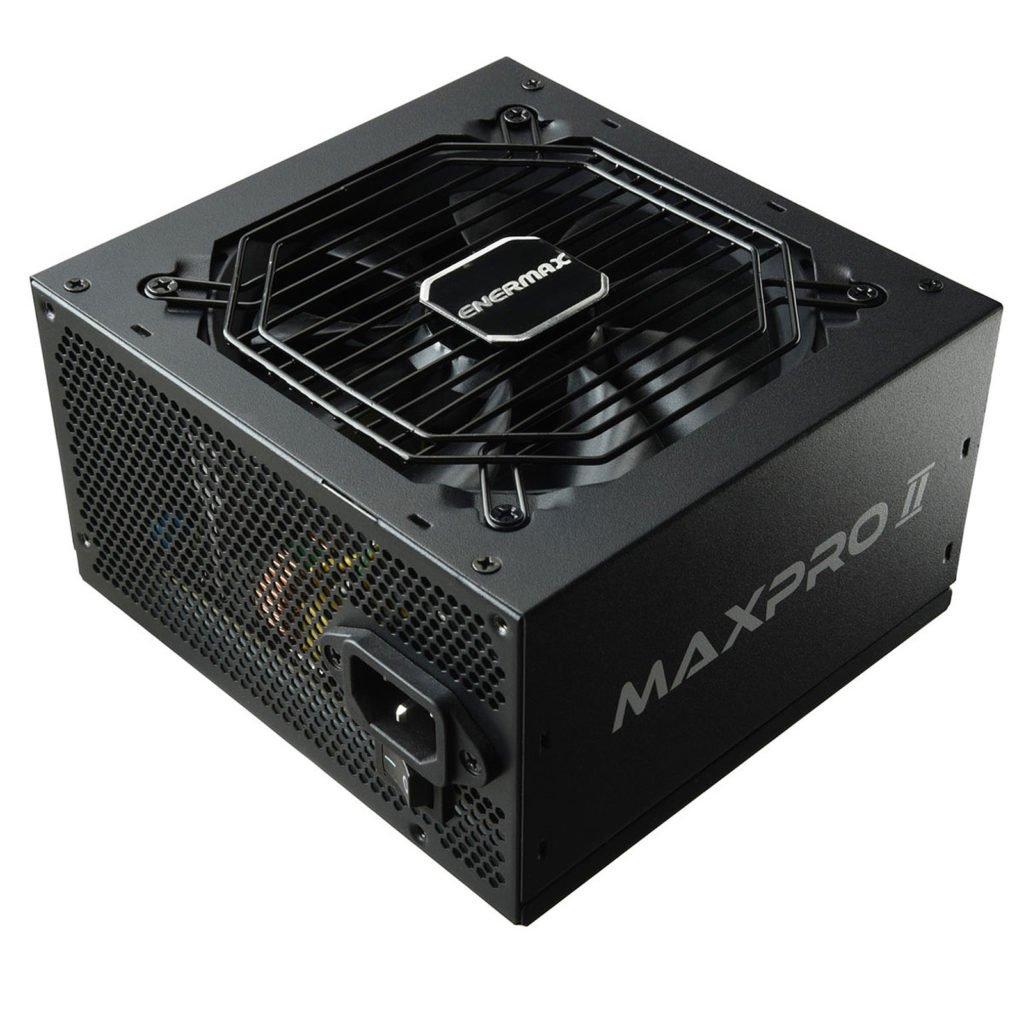 Image 2 : Enermax MAXPRO II, quatre blocs d'alimentation de milieu de gamme