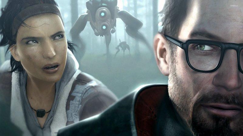 Image 1 : Vidéo : 11 minutes de gameplay sur Half-Life: Alyx