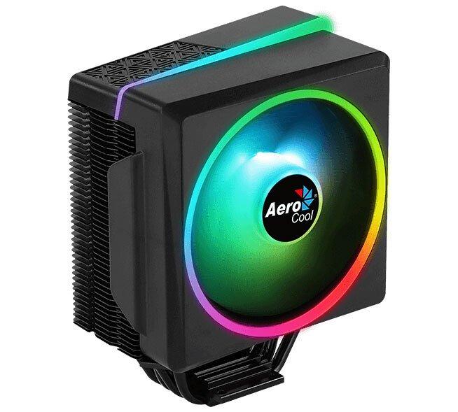 Image 2 : AeroCool dévoile son dissipateur CPU Cylon 4F, bourré de RGB !