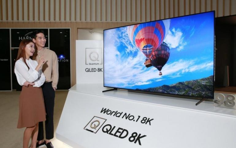 Image 1 : Samsung premier sur le HDMI 2.1 pour ses téléviseurs 8K !