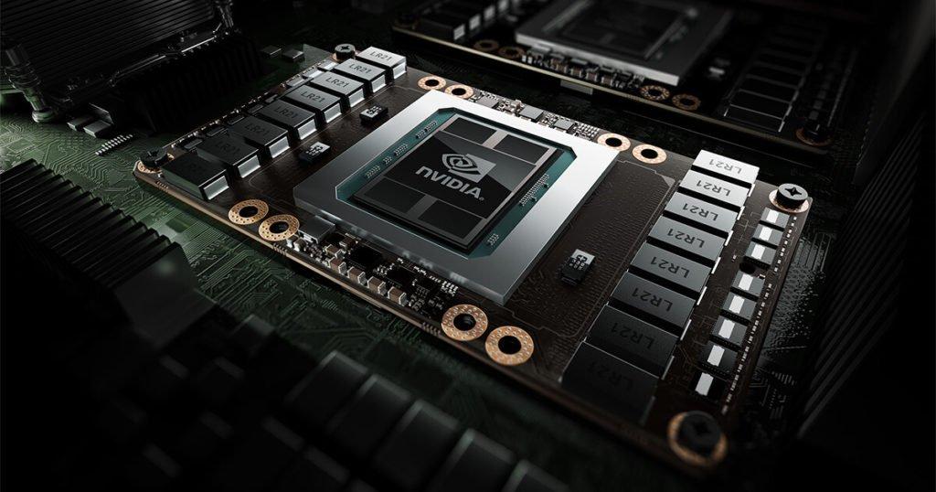 Image 1 : Des GPU Ampere 50 % plus véloces et deux fois moins énergivores que Turing ?