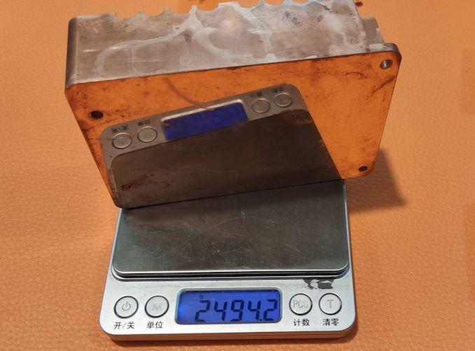 Image 1 : Vidéo : Turemetal refroidit passivement un processeur AMD EPYC 7551 et une RTX 2070