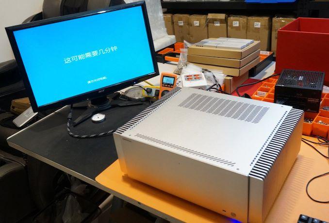 Image 3 : Vidéo : Turemetal refroidit passivement un processeur AMD EPYC 7551 et une RTX 2070