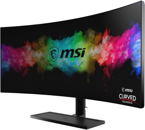 Image 3 : MSI Optix MEG381CQR : un 38 pouces IPS avec mini-écran intégré