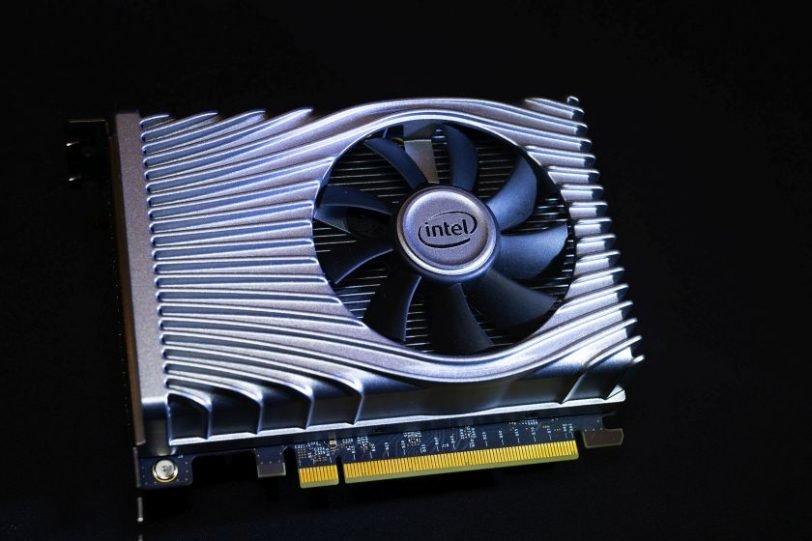 Image 3 : Intel Xe DG1 : présentation du GPU en mode Desktop