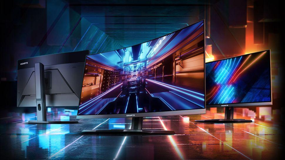 Image 1 : Gigabyte dégaine trois écrans gaming, mais pas estampillés Aorus !