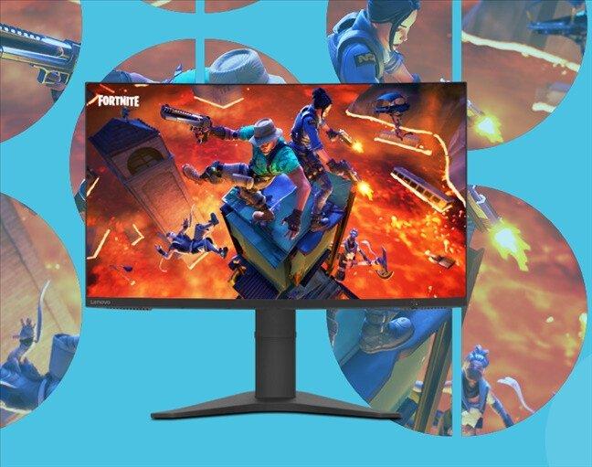 Image 3 : Lenovo lance deux écrans incurvés avec dalle VA, un 31,5 pouces et un 27 pouces