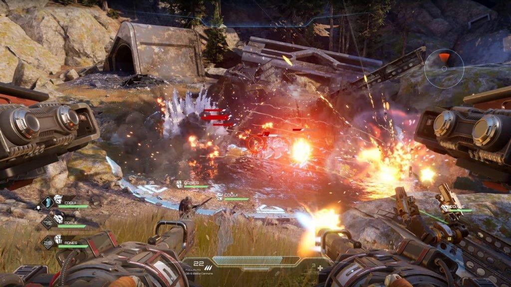 Image 2 : Vidéo : plus de vingt minutes sur Disintegration, le prochain jeu d'un des créateurs de Halo