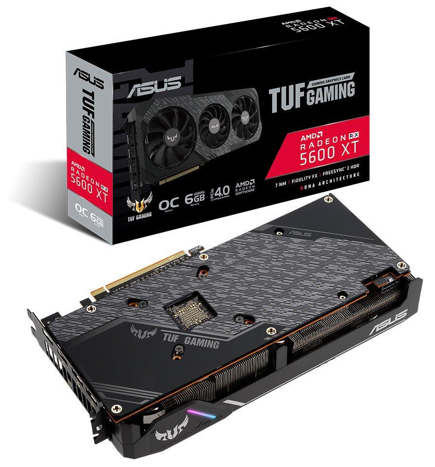 Image 2 : Asus dévoile ses RX 5600 XT ROG Strix et TUF Gaming