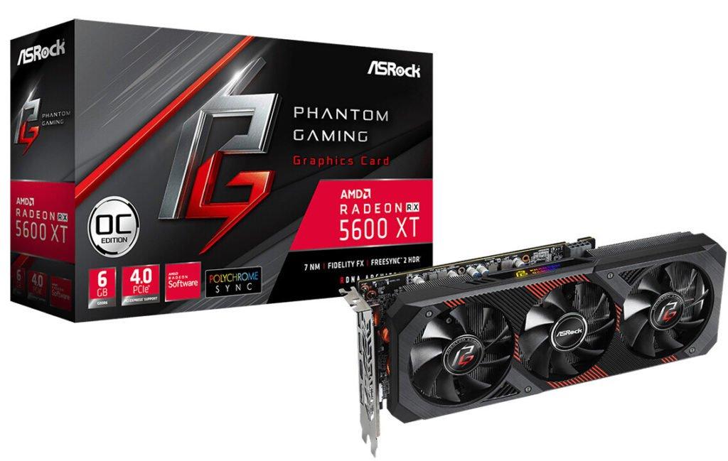Image 1 : Les fabricants dégainent les mises à jour vBIOS pour leurs Radeon RX 5600 XT