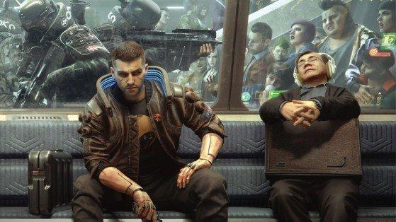 Image 1 : Le manque de puissance des consoles serait responsable du report de Cyberpunk 2077