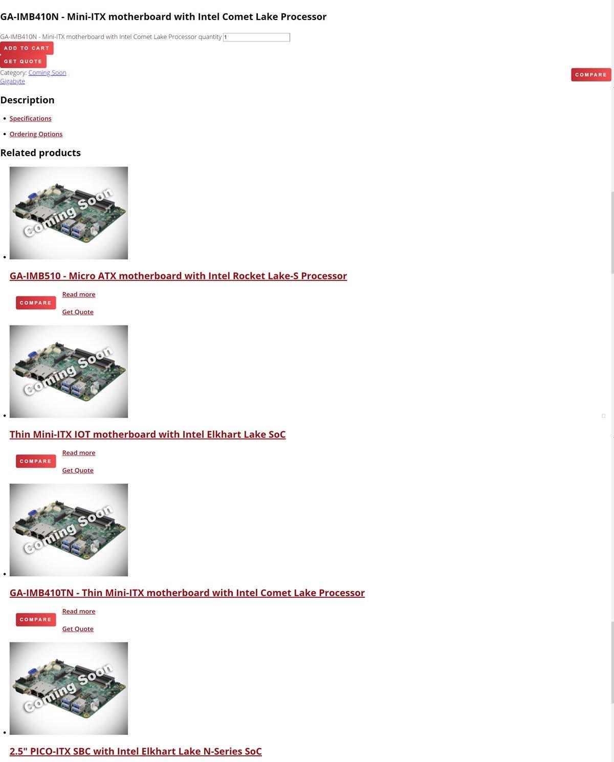 Image 2 : Des chipsets Intel Z490, B460, H410 et même H510 surgissent d'un peu partout