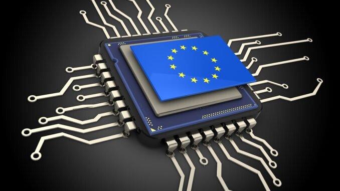 Image 1 : Le processeur européen EPI sera gravé en 6 nm par TSMC